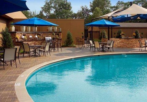 Atlanta Marriott Century Center/Emory Area - Outdoor Pool