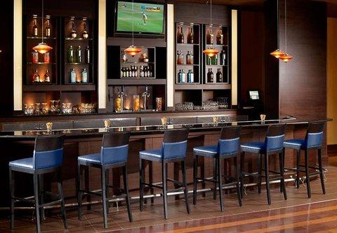 Atlanta Marriott Century Center/Emory Area - Stackstone Bar