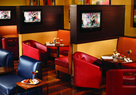 Atlanta Marriott Century Center/Emory Area - Stackstone Bar Seating