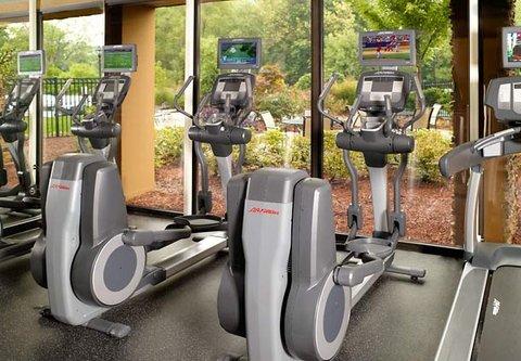 Atlanta Marriott Century Center/Emory Area - Fitness Center