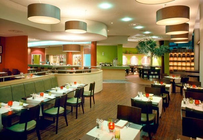Courtyard by Marriott Berlin City Center Diğer