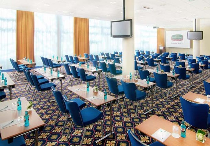 Courtyard by Marriott Berlin City Center Toplantı salonu