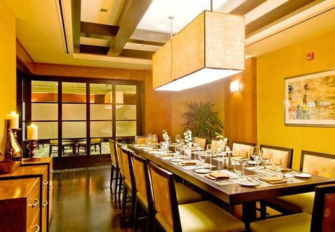 Bakersfield Marriott at the Convention Center - The Nines Private Dining