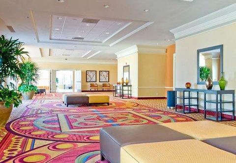 Bakersfield Marriott at the Convention Center - Grand Ballroom Foyer
