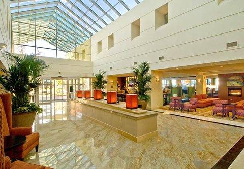 Bakersfield Marriott at the Convention Center - Marriott Greatroom