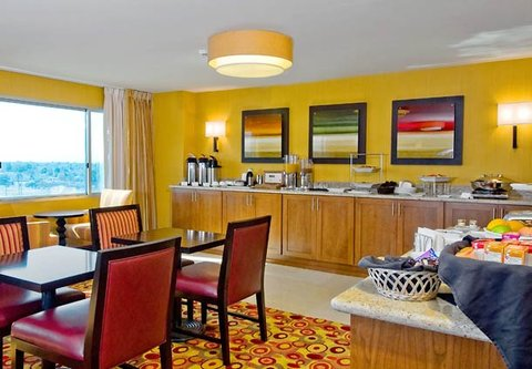 Bakersfield Marriott at the Convention Center - Concierge Lounge