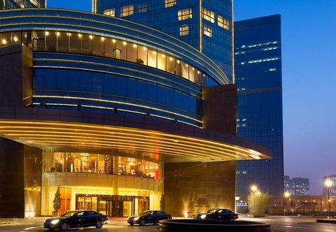 Beijing Marriott Hotel Northeast - Exterior