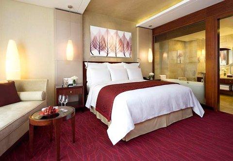 Beijing Marriott Hotel Northeast - Deluxe Room