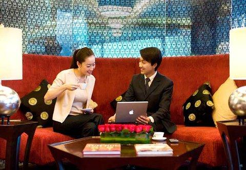 Beijing Marriott Hotel Northeast - Executive Lounge