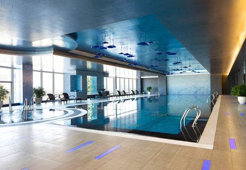 Beijing Marriott Hotel Northeast - Indoor Pool