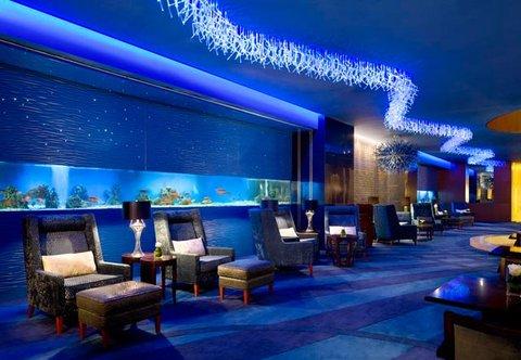 Beijing Marriott Hotel Northeast - The Lounge