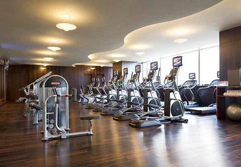 Beijing Marriott Hotel Northeast - Health Club