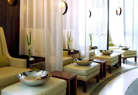 Beijing Marriott Hotel Northeast - Sch ne Spa