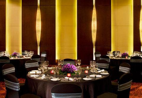 Beijing Marriott Hotel Northeast - Grand Ballroom   Western Style