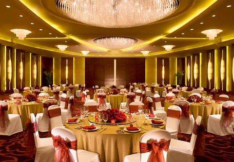 Beijing Marriott Hotel Northeast - Grand Ballroom   Chinese Style