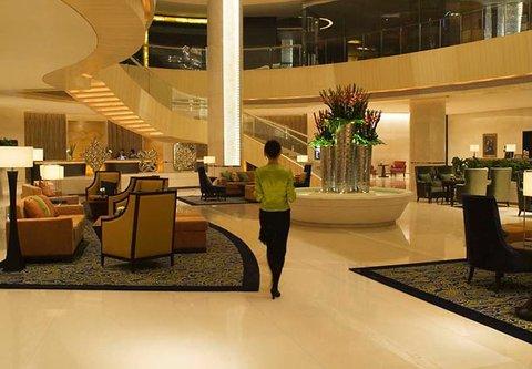 JW Marriott Hotel Beijing - Lobby