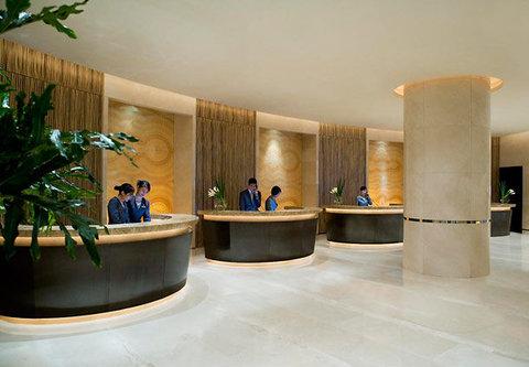 JW Marriott Hotel Beijing - Spacious Front Desk