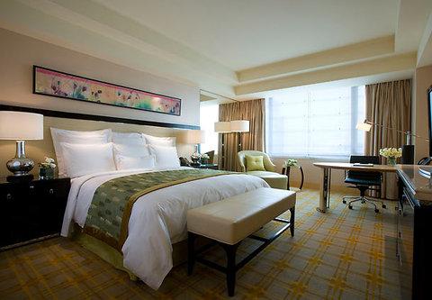 JW Marriott Hotel Beijing - King Guest Room