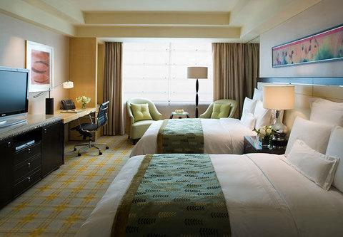 JW Marriott Hotel Beijing - Double Double Guest Room