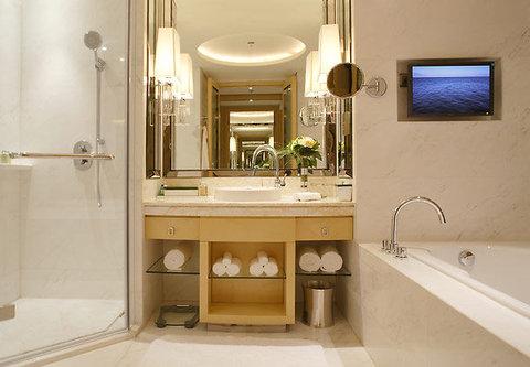 JW Marriott Hotel Beijing - Guest Bathroom