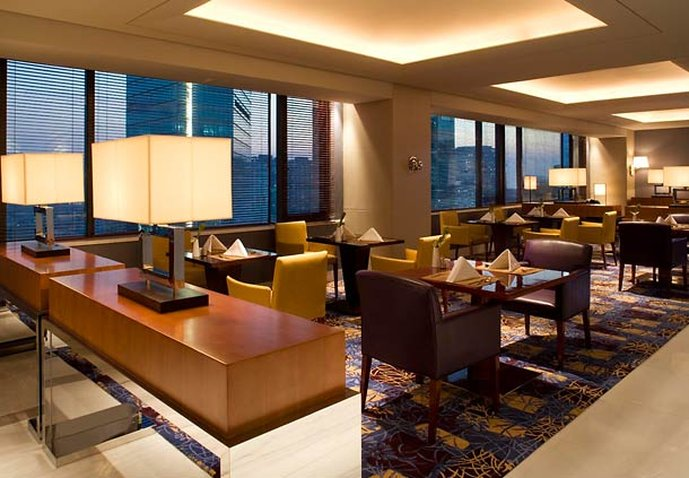JW Marriott Hotel Beijing Bar/lounge