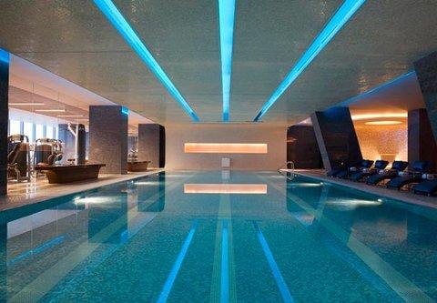 JW Marriott Hotel Beijing - Indoor Pool
