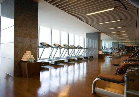 JW Marriott Hotel Beijing - Gymnasium