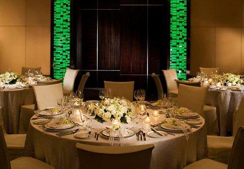 JW Marriott Hotel Beijing - Western Wedding Banquet