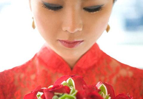 JW Marriott Hotel Beijing - Chinese Bride