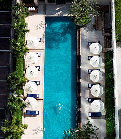 كورتيارد باي ماريوت بانكوك - Outdoor Pool