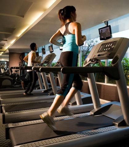 كورتيارد باي ماريوت بانكوك - Fitness Center