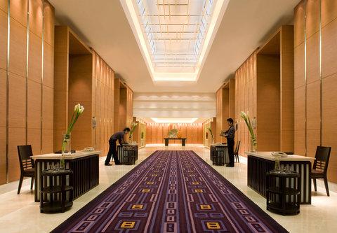 كورتيارد باي ماريوت بانكوك - Meeting Foyer