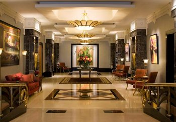 Marriott Exec Apts Mayfair, Bangkok - Lobby
