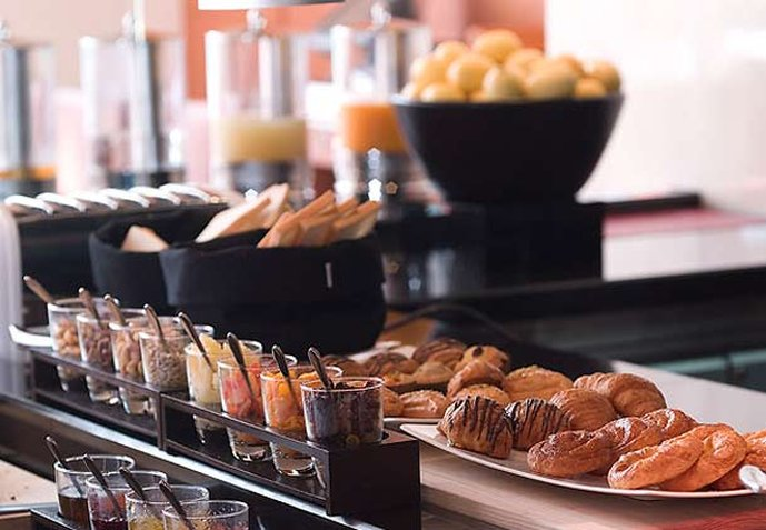 Sukhumvit Park, Bangkok - Marriott Executive Apartments Gastronomie