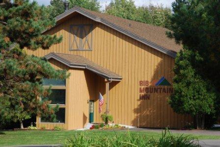 Rib Mountain Inn - Exterior