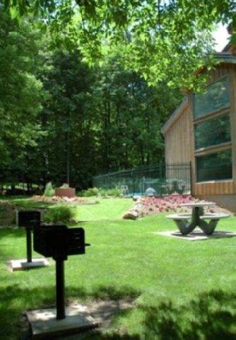 Rib Mountain Inn - Picnic Area