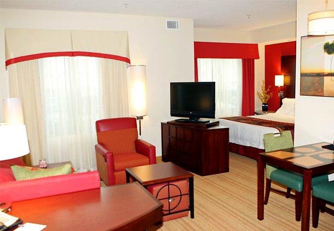 Residence Inn Columbus Zimmeransicht