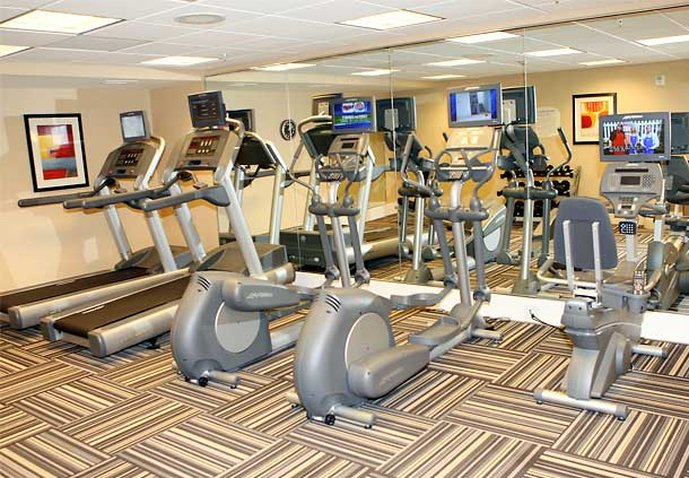 Residence Inn Columbus Fitness Club