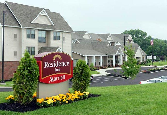 Residence Inn Columbus Außenansicht