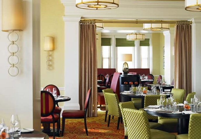 Marriott Bournemouth Highcliff Hotel Gastronomie
