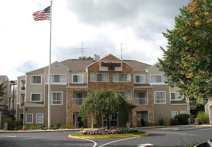 Residence Inn Boston Tewksbury/Andover Exterior view