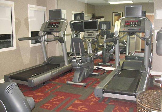 Residence Inn Boston Tewksbury/Andover Fitness club
