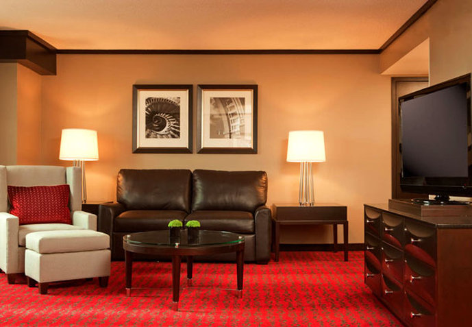 Boston Marriott Burlington - Burlington, MA