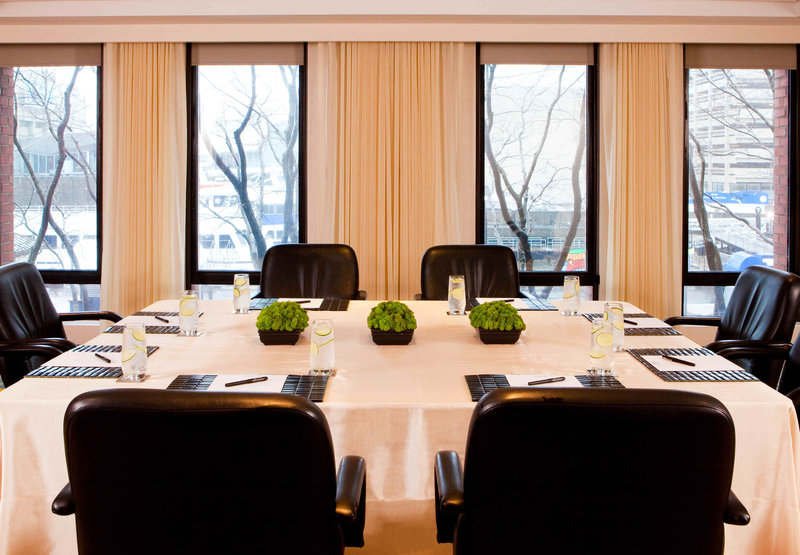 Marriott Boston Long Wharf Meeting room