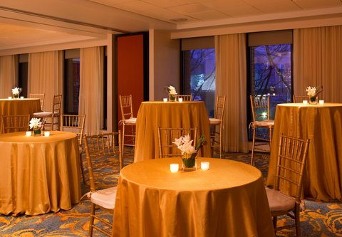 Marriott Long Wharf Hotel - Cocktail Receptions