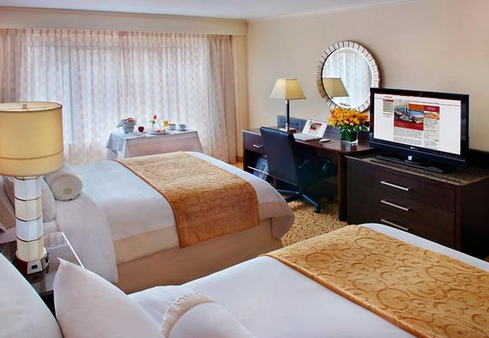 Marriott Boston Long Wharf View of room