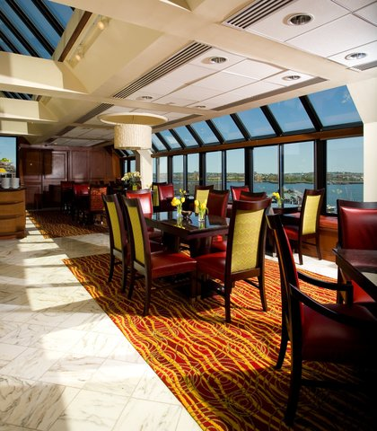 Marriott Long Wharf Hotel - Concierge Lounge