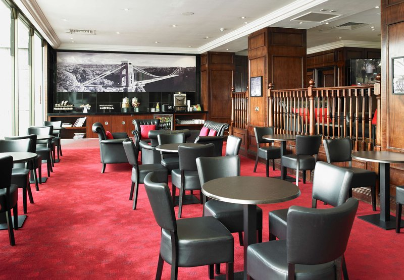 Marriott Bristol City Centre Bar/lounge