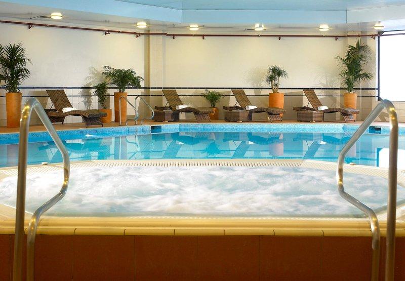 Marriott Bristol City Centre Fitness club