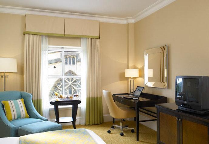 Marriott Bristol Royal Hotel View of room